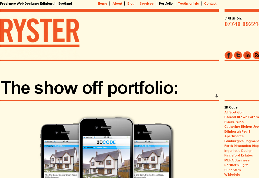 Web design Edinburgh - search engine marketing